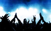 concert-sillohette